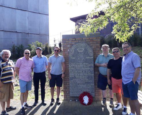 Worcestershire Ambassadors Gheluvelt to Gheluvelt