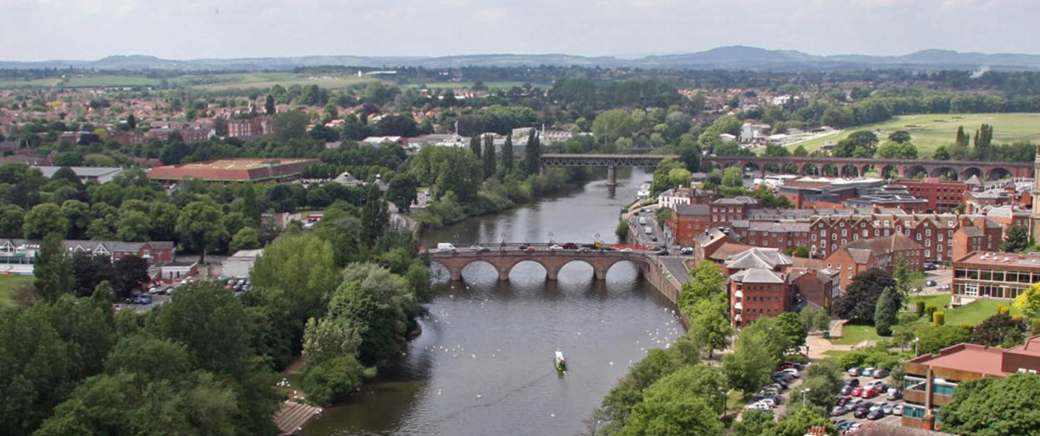 Worcestershire Ambassadors homepage header banners_worcester river